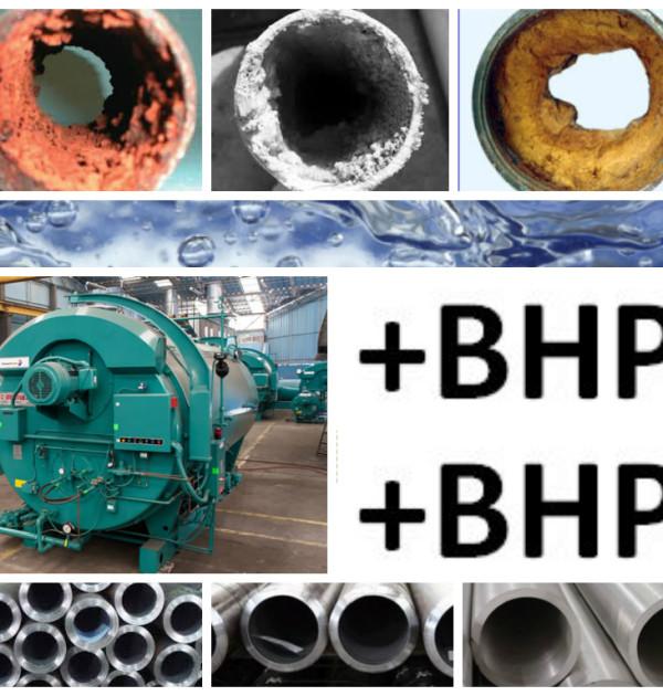Tratamientos para agua de caldera de alto caballaje Bioquimat ltda alto bhp